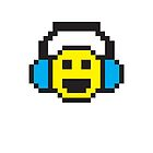 Pixel Smile DJ by quarantine81