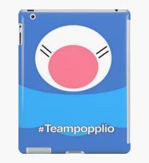 #Teampopplio iPad Case/Skin