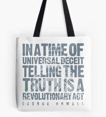 ORWELLIAN TRUTH Tote Bag