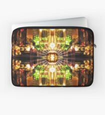 Stained Glass: Mirror of Vanity Absorption Laptop Sleeve