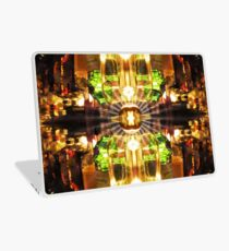 Stained Glass: Mirror of Vanity Absorption Laptop Skin