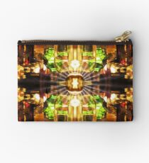 Stained Glass: Mirror of Vanity Absorption Studio Pouch