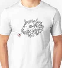 Django the Lovable Hellhound Unisex T-Shirt