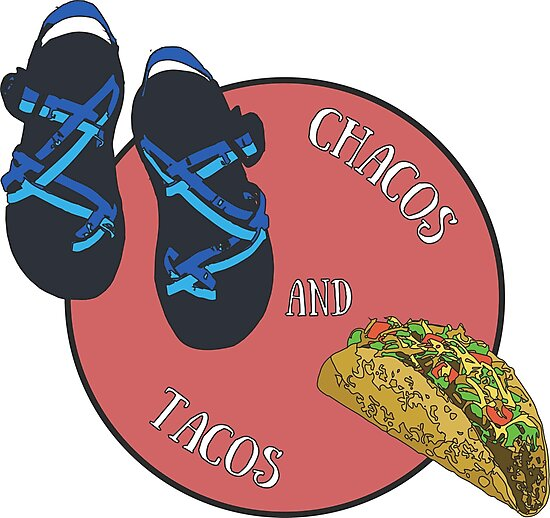 chacos and tacos photographic prints by aliciamo redbubble