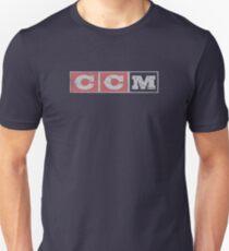 CCM logo Unisex T-Shirt