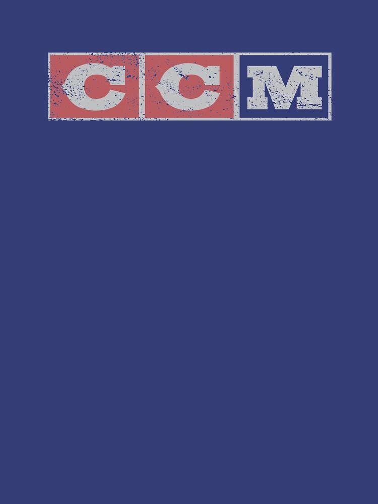CCM logo by A-Game