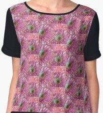 Two Mums pattern  Women's Chiffon Top