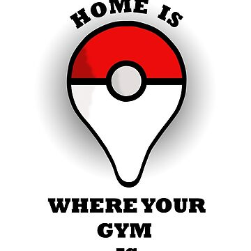 Your gym, your home by piluc