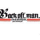 Zurück, Mann, ich bin ein Wissenschaftler von Ian K.