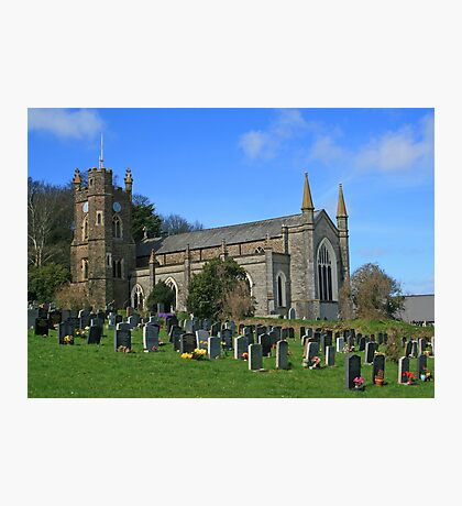 St Mary's Church, Appledore Photographic Print