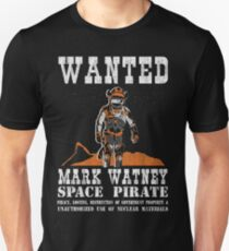 Mark Watney: Space Pirate - The Martian Unisex T-Shirt