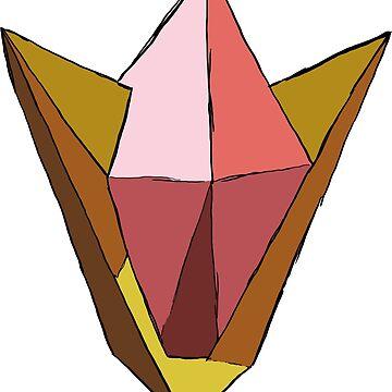 Goron's Ruby by randomraccoons
