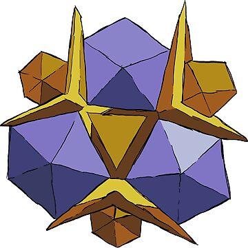 Zora's Sapphire by randomraccoons