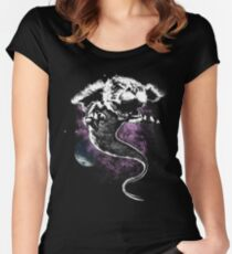 The Ever Cosmic Story Women's Fitted Scoop T-Shirt