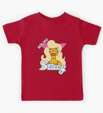 Malibu Stacy Kids Tee
