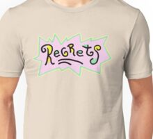 Rugrat Regrets Unisex T-Shirt