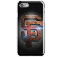 SF Giants MOS iPhone Case/Skin