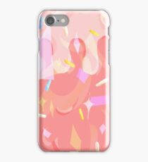 frosting iPhone Case/Skin