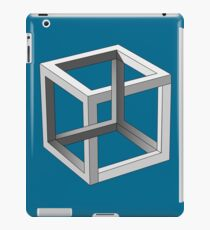 Cube - Perspective Game iPad Case/Skin