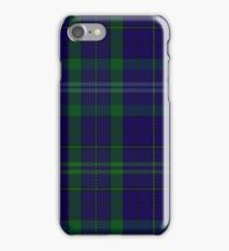 02362 Davies of Wales Tartan iPhone Case/Skin