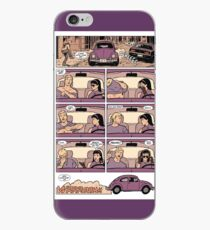 Keep your shirt on  iPhone Case