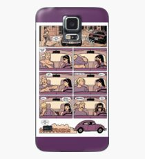 Keep your shirt on  Case/Skin for Samsung Galaxy