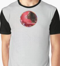 Bubble - Red Graphic T-Shirt