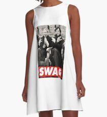 SWAGLOCK A-Line Dress