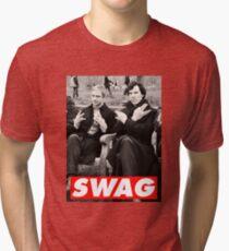 SWAGLOCK Tri-blend T-Shirt
