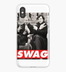 SWAGLOCK iPhone Case