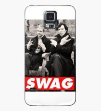 SWAGLOCK Case/Skin for Samsung Galaxy