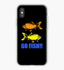 GO FISH!! iPhone Case
