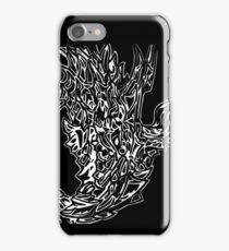 Alduin Dragon - The Elder Scrolls Skyrim iPhone Case/Skin