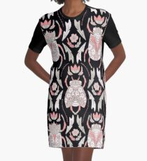 Grotesque Beauty Graphic T-Shirt Dress