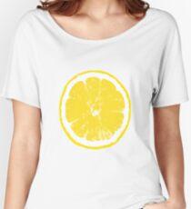 The Stone Roses Lemon 2016 Women's Relaxed Fit T-Shirt