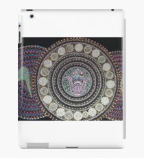 zen yoga iPad Case/Skin