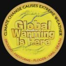 Global Warming is Here by Valxart