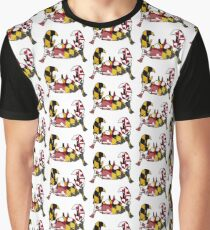 Pokemon Go - Maryland Krabby - Tiled Graphic T-Shirt