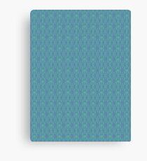 Royal Air Force Blue Design B Canvas Print