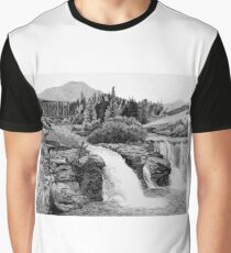 Lundbreck Falls Graphic T-Shirt