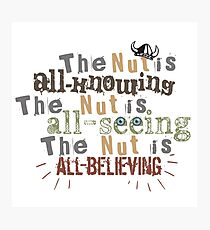 Dreamworks Dragons - The Nut is... Photographic Print