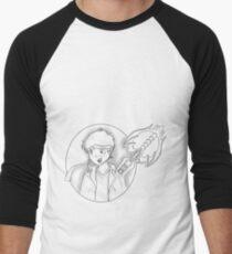 keyblade master Men's Baseball ¾ T-Shirt