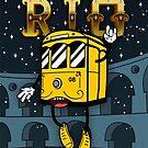 The Face of Rio - Teresa's Tram by Felipe Navega