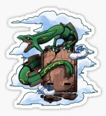 Emerald Sticker