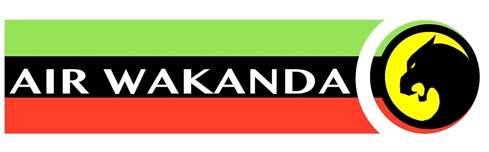 Air Wakanda- Logo by PluralSingular