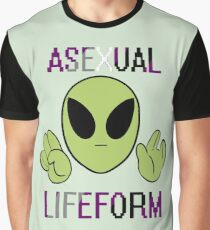 Asexual Lifeform Graphic T-Shirt