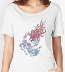 Spirit Animal - Wolf Women's Relaxed Fit T-Shirt