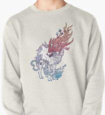 Geistertier - Wolf Sweatshirt