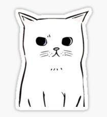 Kitty Sticker Sticker