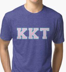 Kappa Kappa Tau KKT Logo Tri-blend T-Shirt